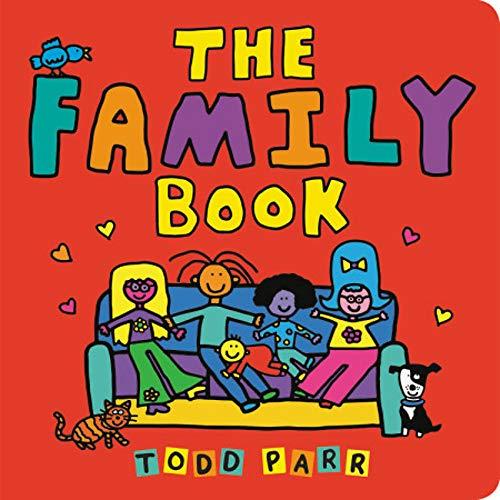 The Family Book Board book – April 2, 2019