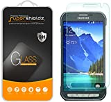 Supershieldz for Samsung (Galaxy S6 Active) Tempered Glass Screen Protector, Anti-Scratch, Bubble Free