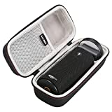LTGEM Case for Amazon Tap PW3840KL Enabled Portable Wireless Bluetooth Speaker. Fits USB Cable and Wall Charger
