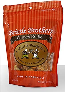 product image for Brittle Brothers Cashew Brittle, 5 Ounce