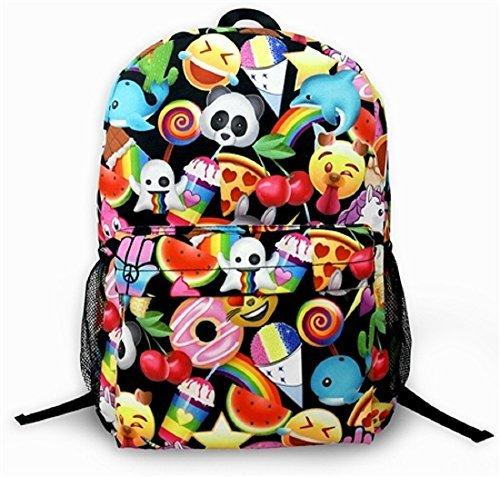 Top Trenz Inc Scented 2 Zipper Backpack (Mojination 2 zipper) [並行輸入品]   B078WX4Q8F