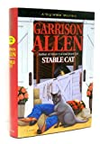 Front cover for the book Stable Cat by Garrison Allen