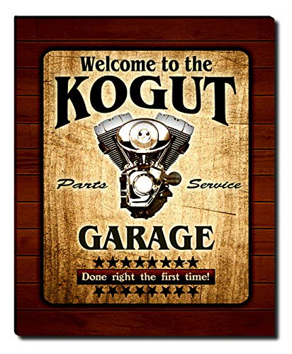 ZuWEE Kogut Family Garage Gallery Wrapped Canvas Print