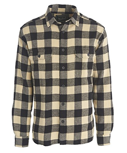 woolrich-mens-oxbow-bend-flannel-shirt-black-buffalo-large