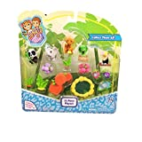 Jungle In My Pocket Best Deals - Jungle In My Pocket 15 Piece Playset Style 2
