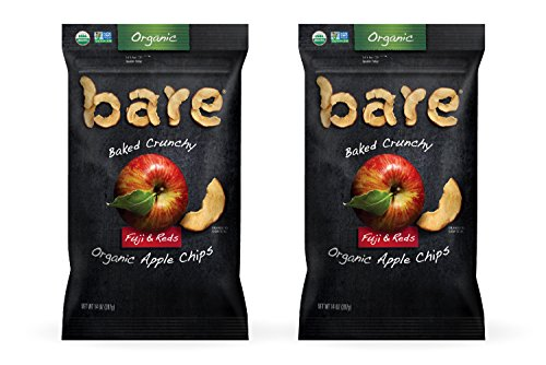 organic apple chips - 1