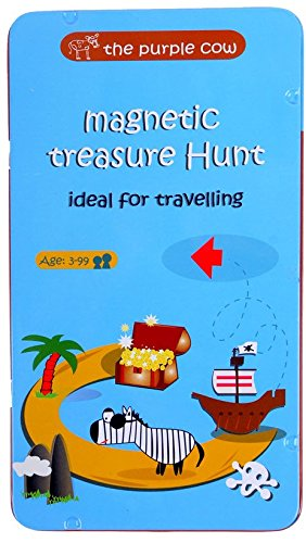 Magnetic Travel Treasure Hunt
