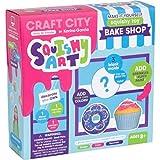 Craft City Karina Garcia DIY Squishy Art: Bake Shop   Make Your Very Own Cupcake & Donut Squishy Toys   Mystery Shape...