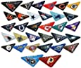 NFL Tabletops * Set of 32 Tabletops with Game Instruction Booklets