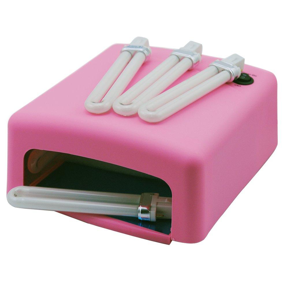 Coscelia 36W UV Secador de Uñas Nail Dryer 6PC Gel Uñas Esmaltes Semipermanentes 10ml Top Base Set Manicura: Amazon.es: Belleza