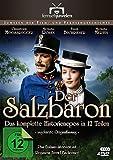 Der Salzbaron - Der komplette Historien-Mehrteiler (12 Teile) (Fernsehjuwelen) [4 DVDs]