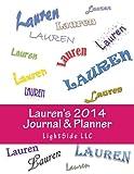 Lauren's 2014 Journal and Planner, LightSide LightSide, 1492923869
