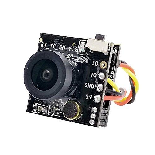 TURBOWING Cyclops 3 v2 video recording camera cyclops 3 v2 dvr camera AIO 1/4 cmos 700tvl 120 degree ntsc for racing drone multicopter quadcopter