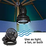 VAS 18 LED 2N1 CAMPING N TENT FAN LIGHT – BE COOL EVEN WITHOUT A BREEZE