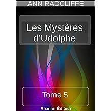 Les Mystères d'Udolphe 5 (French Edition)