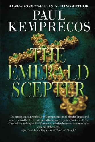 Book cover for The Emerald Scepter