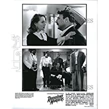 "1994 Press Photo ""Radioland Murders"" Mary Stuart Masterson,Jeffrey Tambor"