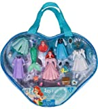 Disney Ariel (Little Mermaid) Figure Fashion Set