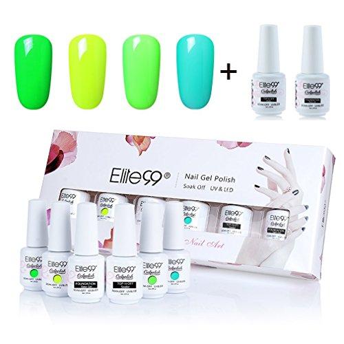 Elite99 Gel polish Soak-off Gel Nail Polish UV LED Nail Art