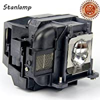 Stanlamp Replacement Projector Lamp For Epson ELP LP78 With Housing