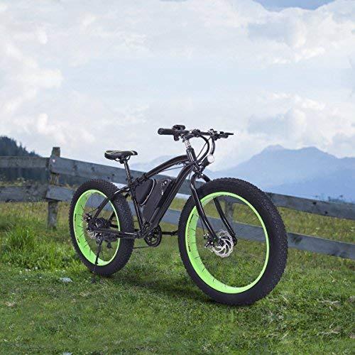 Goplus 26 Electric Bike E Bike Mountain Beach Snow