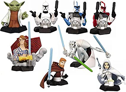 Star Wars bust-ups Series 4 by Gentle Giant