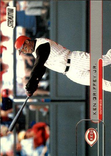 2002 Stadium Club Baseball Card #59 Ken Griffey Jr.