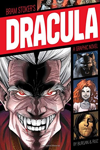 Dracula (Graphic Revolve: Common Core Editions)