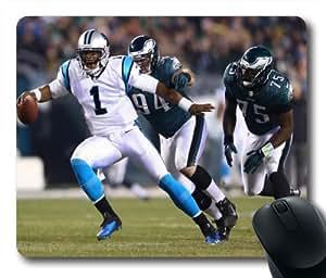 NFL Carolina Panthers Customized Rectangle Mouse pad NFL Carolina Panthers