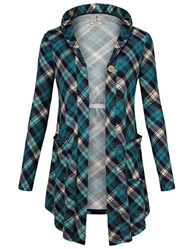 Hooded Wrap Jacket - 9