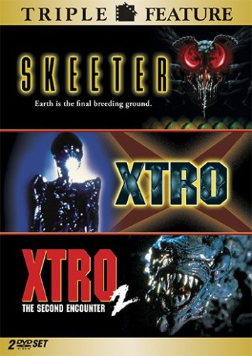 Skeeter / Xtro / Xtro 2: The Second Encounter (Triple Feature) by Image Entertainment