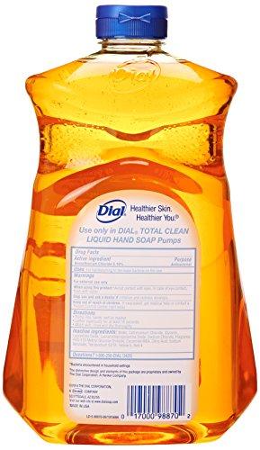 Antibacterial soap liquid