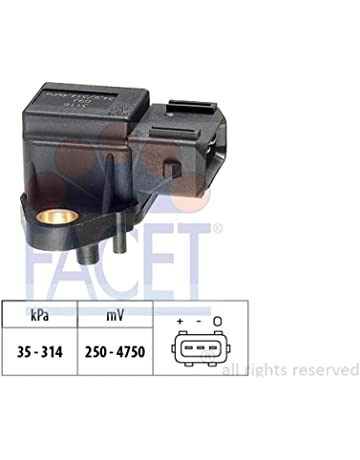 CGHDSF New 2,5 Bar Collecteur abosolute capteur de Pression Map pour V-W Skoda Fabia Octavia Superbe 038906051 038 906 051 0 281 002 177