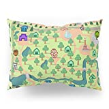 Society6 Animal Crossing Pillow Sham Standard (20'' x 26'') Set of 2