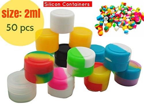 2ml Non-Stick Food Grade Silicone Oil Kitchen Container Dab
