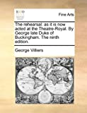 The Rehearsal, George Villiers, 1170365175