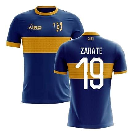 watch 8988a 37019 Amazon.com : Airosportswear 2019-2020 Boca Juniors Home ...