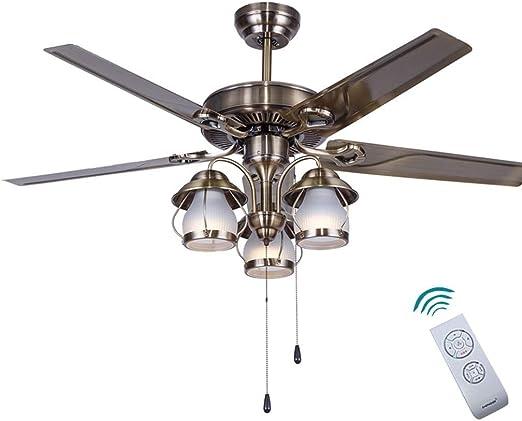 Lámparas de araña Luz De Ventilador LED Lámpara De Sala De Control ...