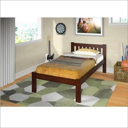 Donco Kids 1510FCP Series Bed, Full, Dark Cappuccino (Full Bed Youth Captain)