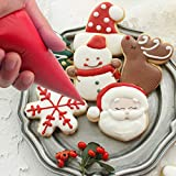 Weetiee Tipless Piping Bags - 100pcs 12-Inch