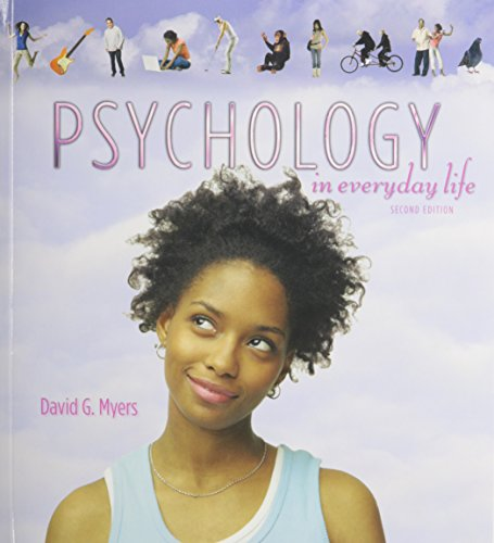 Psychology in Everyday Life & eBook Access Card