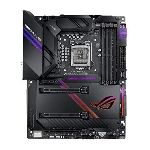 chollos oferta descuentos barato ASUS ROG Maximus XI Code Z390 LGA1151 Intel 8th and 9th Gen ATX DDR4 HDMI M 2 USB 3 1 Gen2 Gaming Motherboard