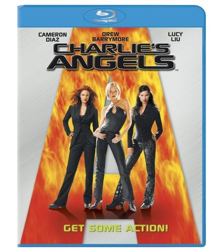 Blu-ray : Charlie's Angels (, Dubbed, Dolby, AC-3, Widescreen)