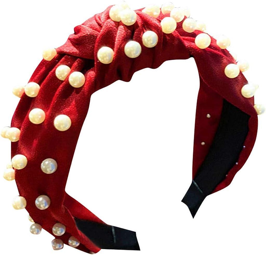 JJLIKER BowKnot Headband...