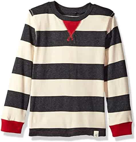 Burt's Bees Boys' Organic Long Sleeve Tee