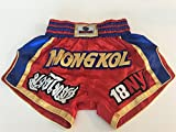 Mongkol Muaythai - Shorts 18NY Red