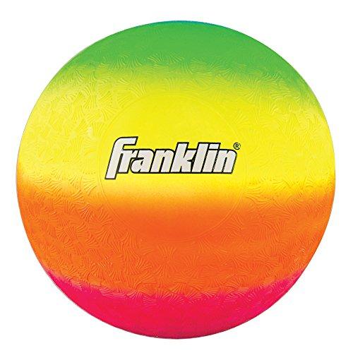 Franklin Sports PVC Vibe Playground Ball, 8.5