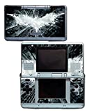 Batman Begins Dark Knight Rises Arkham City Video Game Vinyl Decal Skin Sticker Cover for Original Nintendo DS System