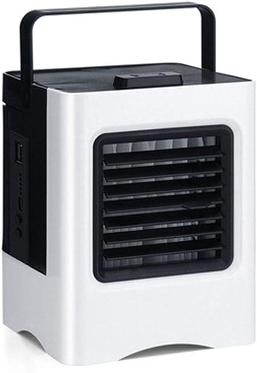 Wanlianer-Home Ventilador de Aire Acondicionado portátil ...