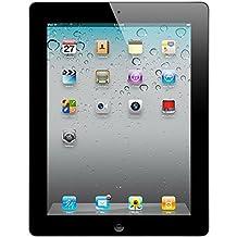 Apple iPad 2 MC916LL/A Tablet 64GB, Wifi, Black 2nd Generation (Renewed)